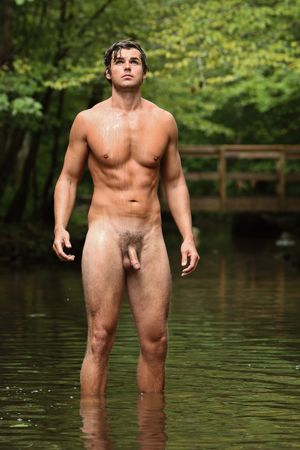 male nudist