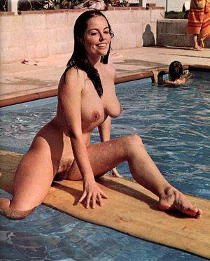 Luciana paluzzi nude
