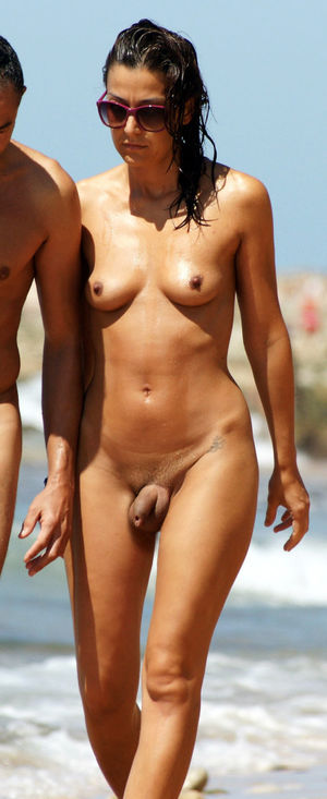 tranny nudist