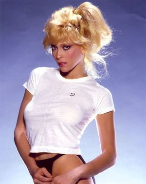 Judy Landers  nackt