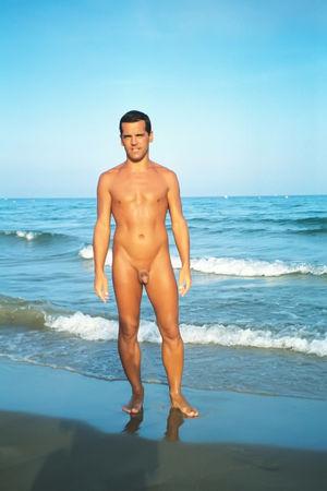 nudist male