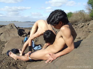 nudist twinks