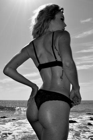 Nackt Gabrielle Romanello  Patti page