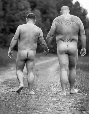 gay bear nudist