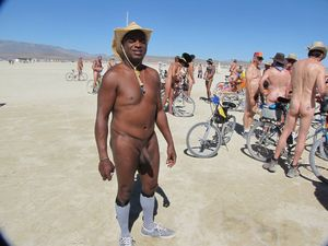 gay black nudist