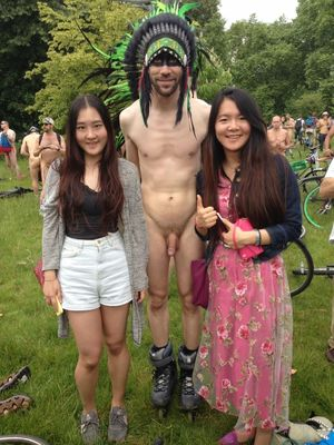 asian male nudist