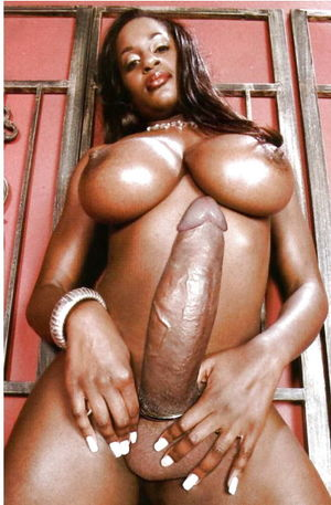 big black tranny cock