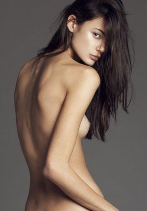 Leuenberger nude anja Model