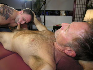 mature gay blowjob