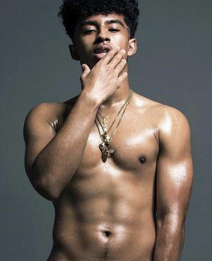 hot black male celebrities