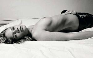 Nude anna ewers Victoria's Secret's