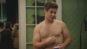 Adam devine naked