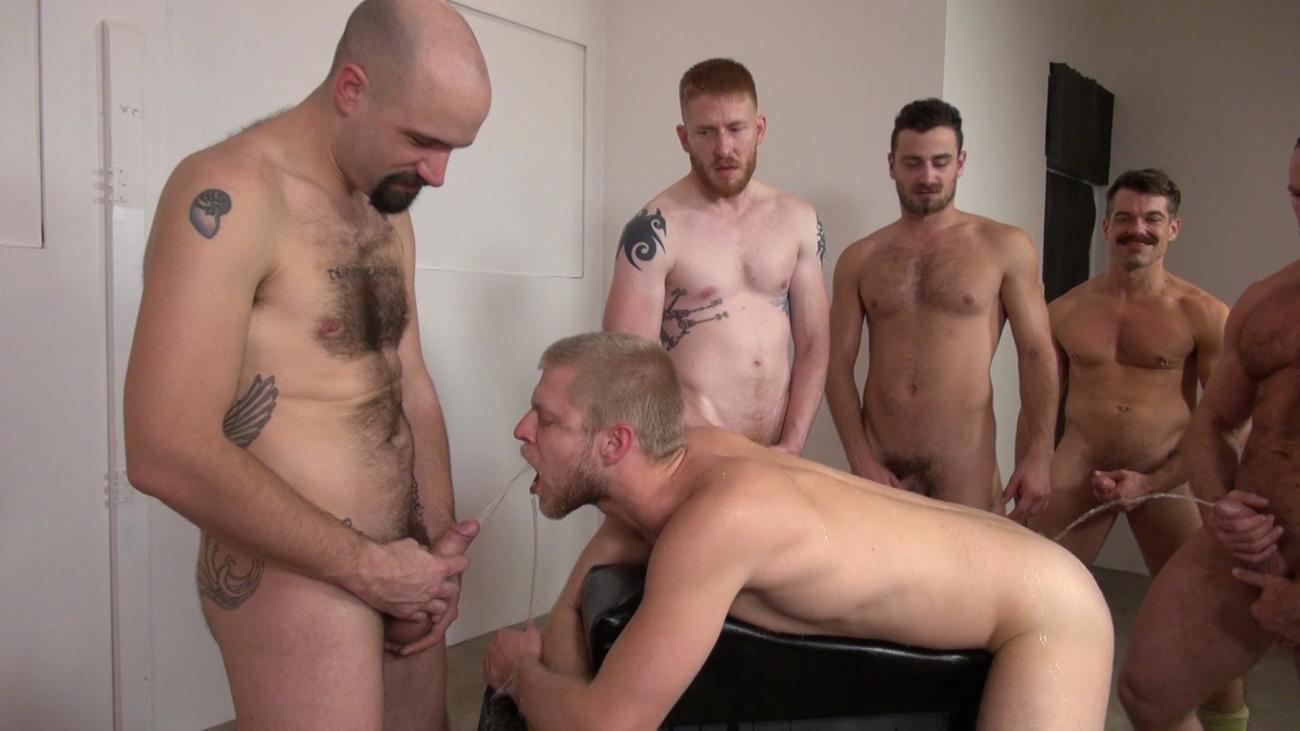 Piss - Gay Porn Magazine
