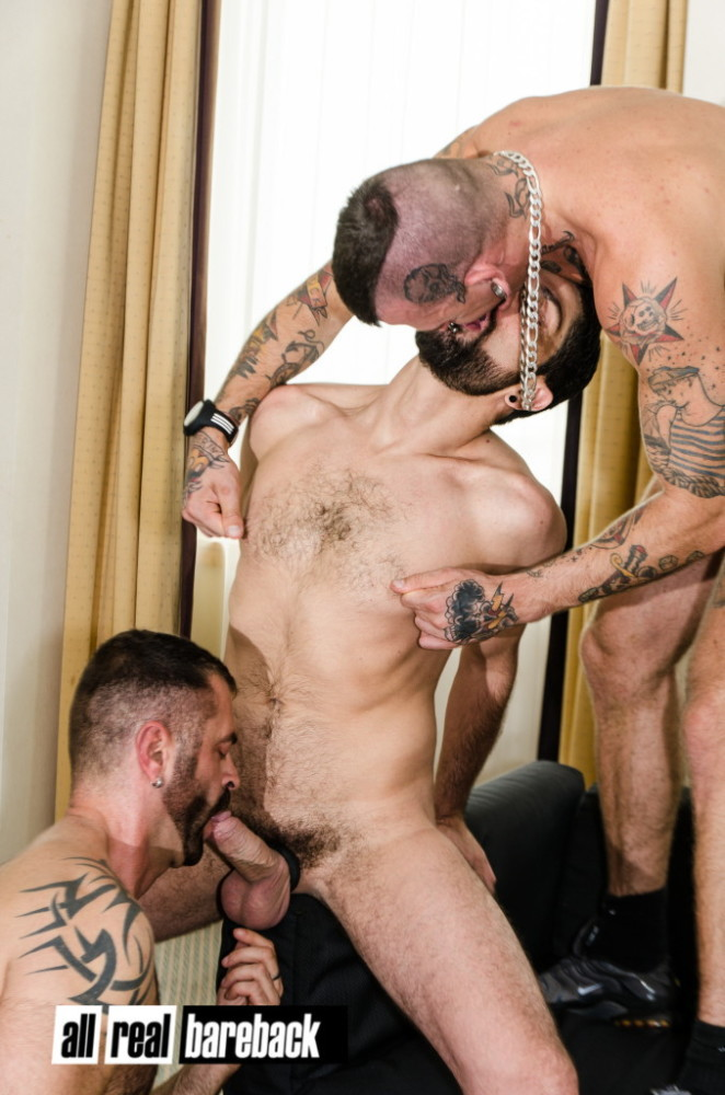 businessmen gang bang at all real bareback - GayDemon