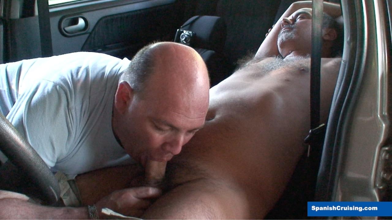 Car Blowjob 2 - Spanish Cruising-Free